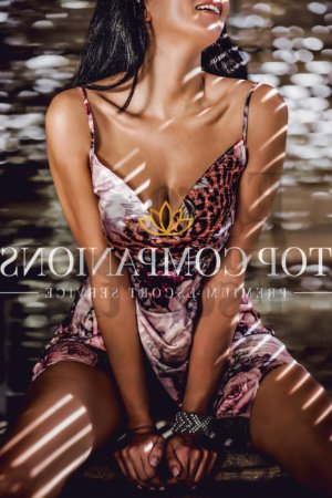 Oiana thai massage in Ladson SC and live escorts